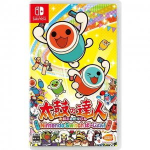 Taiko no Tatsujin: Nintendo Switch Versi...