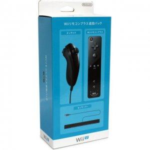 Wii Remote Control Plus Tsuika Pack (Bla...