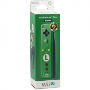 Wii Remote Plus (Luigi)
