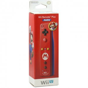 Wii Remote Plus (Mario)