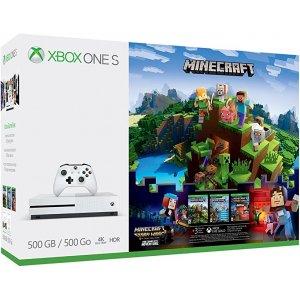 Xbox One S  Minecraft Complete Adventure...
