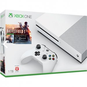 Xbox One S Battlefield 1 Bundle (1TB Con...