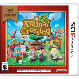 Animal Crossing: New Leaf (Nintendo Sele...