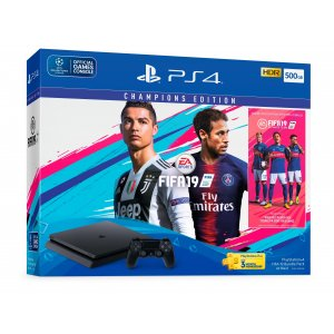 PlayStation®4 FIFA 19 Bundle Pack