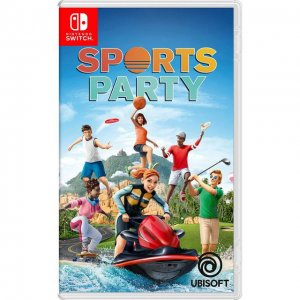 Sports Party (Chinese Subs)