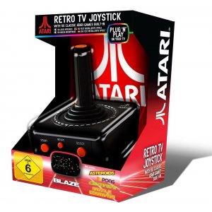 Atari Retro TV Plug and Play Console