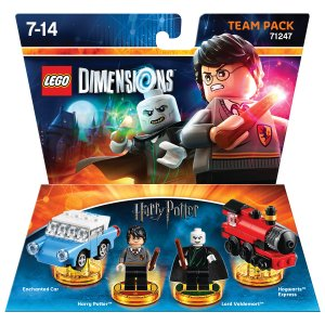 LEGO Dimensions Harry Potter Team Pack: ...