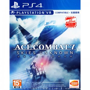 Ace Combat 7: Skies Unknown (Chinese Sub...