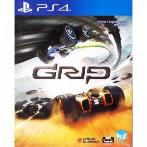 GRIP: Combat Racing (English & Chine...