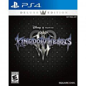 Kingdom Hearts III [Deluxe Edition]