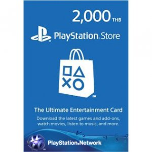 PlayStation Network Card / Ticket (2000 ...