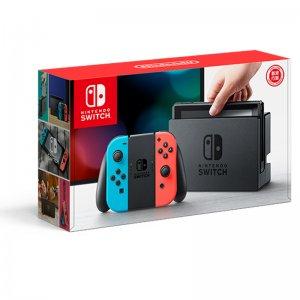 Nintendo Switch (Neon Blue / Neon Red)