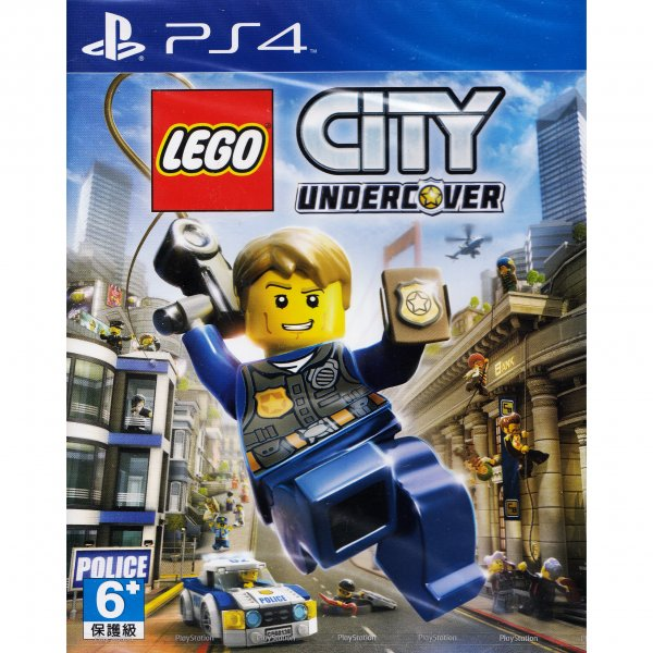 LEGO City Undercover (English & Chinese Subs)