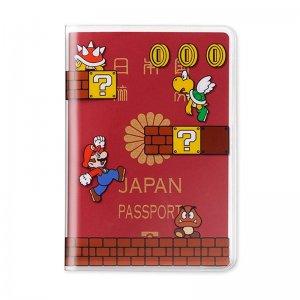 Super Mario Travel Pattern Passport Cove...