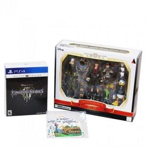 Kingdom Hearts III [Deluxe Edition] + Br...