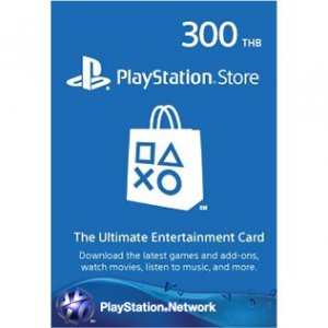 PlayStation Network Card / Ticket (300 B...