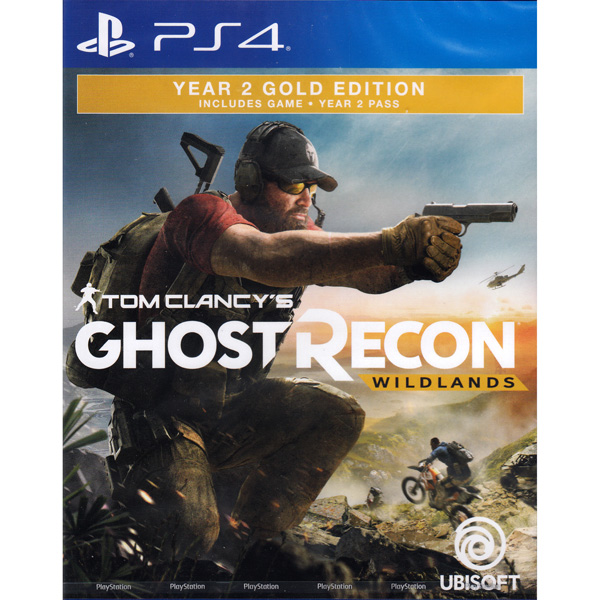 Tom Clancy's Ghost Recon: Wildlands [Year 2 Gold Edition]