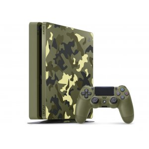 PlayStation® 4 Pro Call of Duty® WWII ...