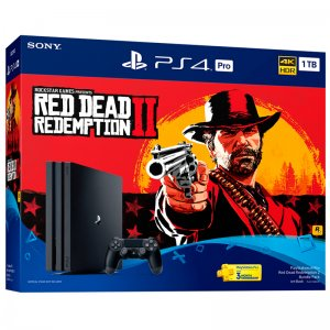 PlayStation 4 Pro Red Dead Redemption 2 ...