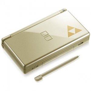 Nintendo DS Lite Gold with Legend of Zel...