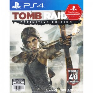 Tomb Raider Definitive Edition  (Greates...