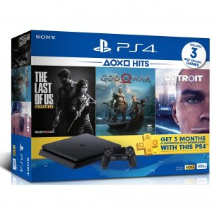 PlayStation®4  Hits Bundle 500 GB