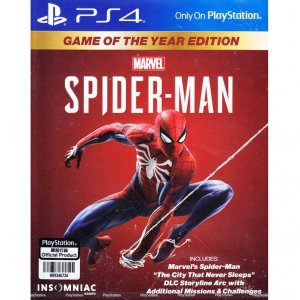 Marvel's Spider-Man - Game of the Year E...