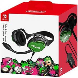 HORI Nintendo Switch Splatoon 2 Splat &a...