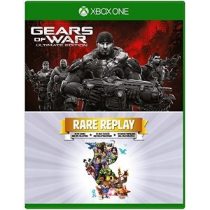 Gears of War - Ultimate Edition and Rare...