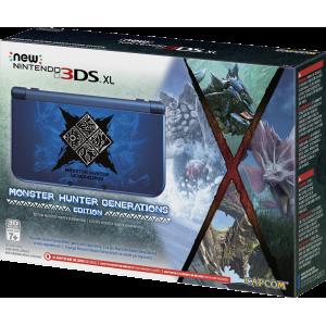 New Nintendo 3DS XL Monster Hunter Gene...