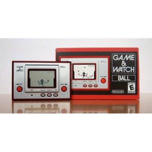 Retro Club Nintendo Game & Watch