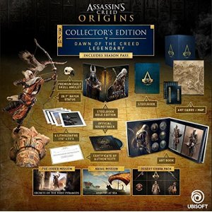 Assassin's Creed Origins Dawn Of The Cre...