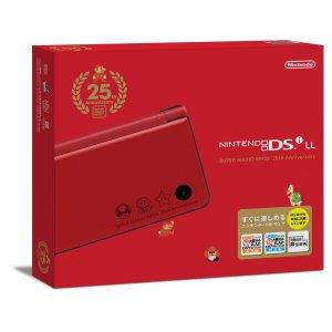 Nintendo DSi LL Specification (25th Anni...
