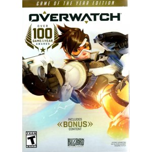 Overwatch [Game of the Year Edition] (DV...