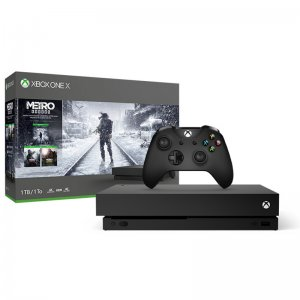 Xbox One X 1TB (Metro Saga Bundle)