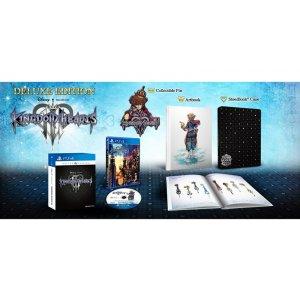 Kingdom Hearts III [Deluxe Edition] (Eng...
