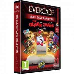 Evercade Multi Game Cartridge Oliver Tw...