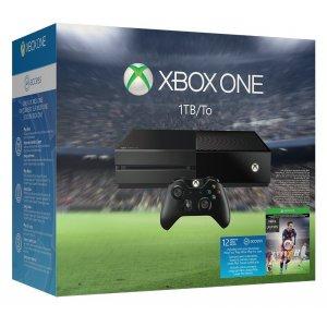 Xbox One 1 TB Console System [FIFA 16 Bu...