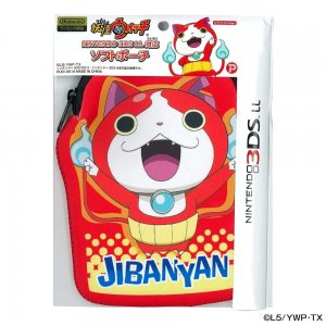 Youkai Watch Soft Pouch for 3DS LL (Jiba...