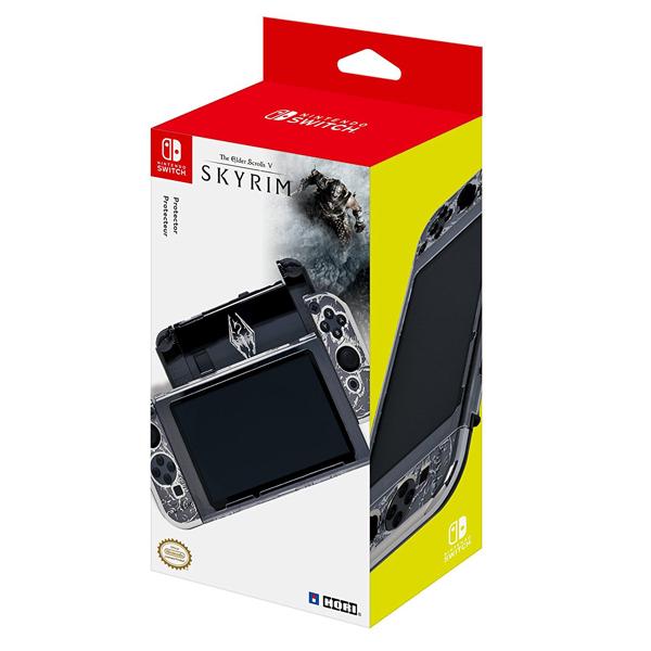 HORI The Elder Scrolls V Skyrim Limited Edition Protector for Nintendo Switch