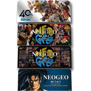 NEOGEO Mini Character Stickers