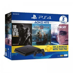 PlayStation®4  Hits Bundle 1TB  (Horizo...