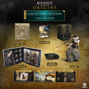 Assassin's Creed Origins GODS Collecto...
