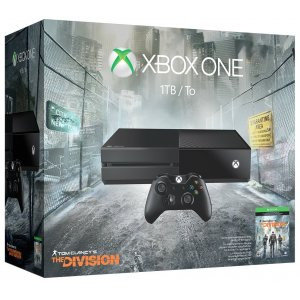 Xbox One 1TB Console - Tom Clancy's The ...
