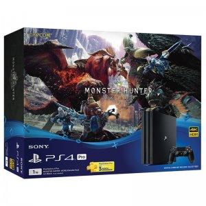 PlayStation®4 Pro MONSTER HUNTER: WORLD...