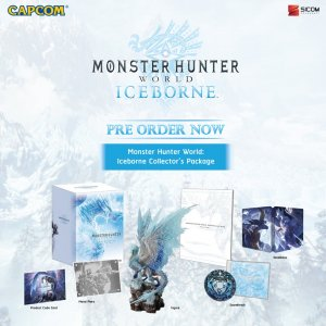 Monster Hunter World: Iceborne Collector...