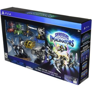 Skylanders Imaginators Dark Edition (Sta...