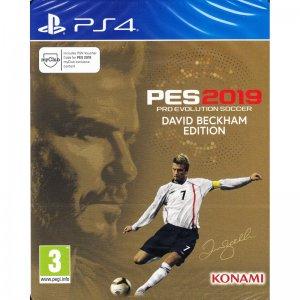 Pro Evolution Soccer 2019 [David Beckham...