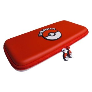HORI NSW HARD POUCH POKEBALL EDITION (NS...