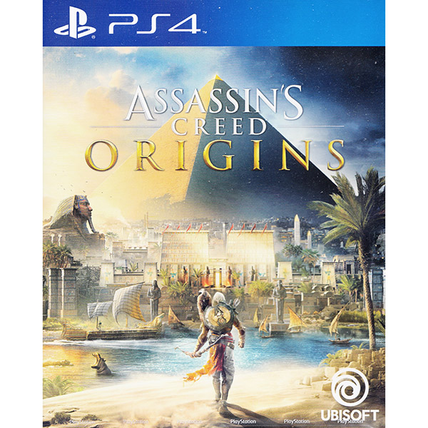 Assassin's Creed Origins (English & Chinese Subs)